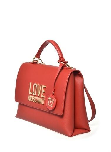 Love Moschino Love Moschino El Çantası Kırmızı